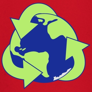 Planet Reduce Reuse Recycle T-shirts - T-shirt