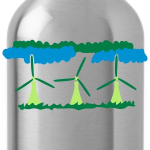 Windenergy Magliette - Borraccia