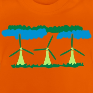 Windenergy Tee shirts - T-shirt Bébé