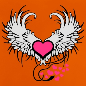 Angel Wings Heart T-shirts - Baby T-shirt