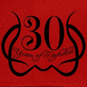 30 Years Perfektion Perfection T-Shirts - Snapback Cap