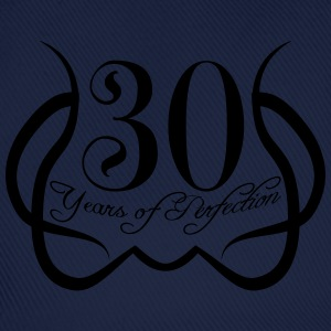 30 Years Perfektion Perfection T-Shirts - Baseballkappe