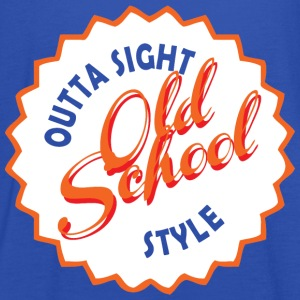 old school style Hoodies & Sweatshirts - Women's Tank Top by Bella