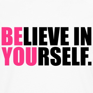 Be You T-Shirts - Männer Premium Langarmshirt