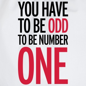Be Number One T-shirts - Sportstaske