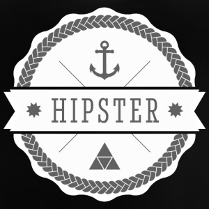 hipster  hipster  Shirts - Baby T-shirt
