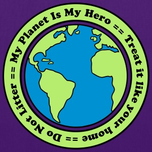 My Planet is my Hero T-shirts - Mulepose