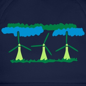 Windenergy T-shirts - Baseballkasket