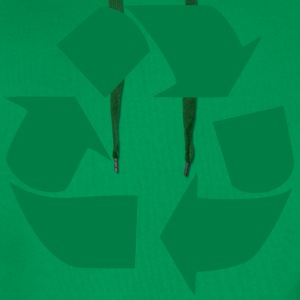 Recycling for the World Tee shirts - Sweat-shirt à capuche Premium pour hommes
