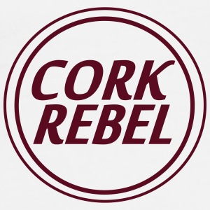 Cork Rebel Bottles & Mugs - Men's Premium T-Shirt