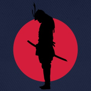 Japan Samurai Warrior (Japan flag) Hoodies & Sweatshirts - Baseball Cap