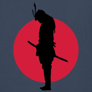 Japan Samurai Warrior (Japan flag) Hoodies & Sweatshirts - Men's Premium Longsleeve Shirt