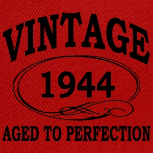 Vintage 1944 Aged to perfection Shirts - Snapback Cap
