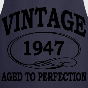 VINTAGE 1947 - Birthday - Aged To Perfection T-Shirts - Cooking Apron