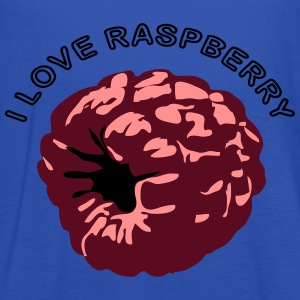 Raspberry fruit bio healthy T-Shirts - Women's Tank Top by Bella