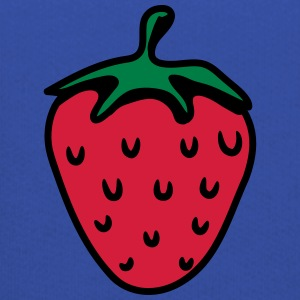 Strawberry fruit organic fruit T-Shirts - Kids' Premium Hoodie