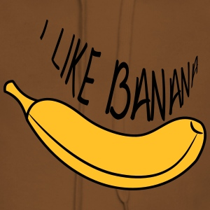 Banana fruit fruit tasty T-Shirts - Women's Premium Hoodie
