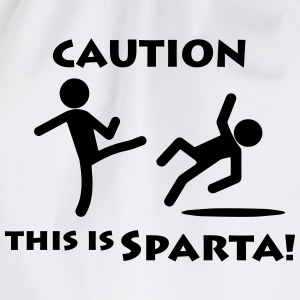 This is Sparta! Magliette - Sacca sportiva