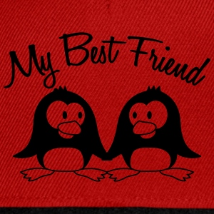 My Best Friend 2 Pinguine T-Shirts - Snapback Cap