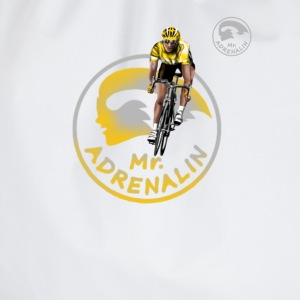 racing bicycle Mr. Adrenalin T-shirts - Gymnastikpåse
