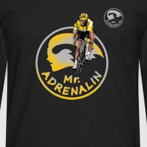 racing bicycle Mr. Adrenalin Shirts - Men's Premium Longsleeve Shirt