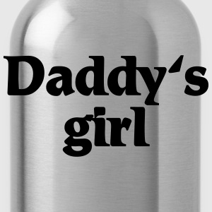Daddy's girl Pullover & Hoodies - Trinkflasche