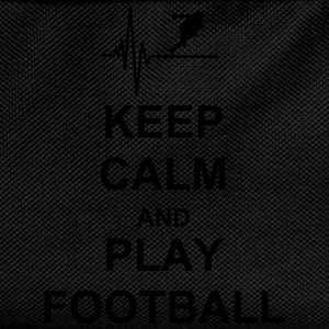 KeepCalm and PlayFootball Pullover & Hoodies - Kinder Rucksack