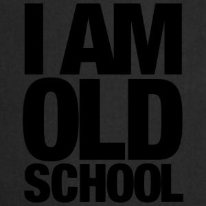 I Am Old School T-skjorter - Kokkeforkle