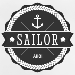 sailor matroos Shirts - Baby T-shirt