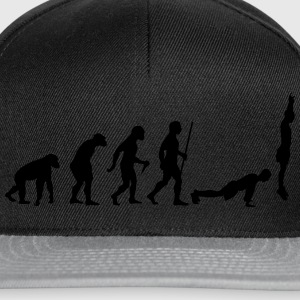 Evolution Burpee T-Shirts - Snapback Cap