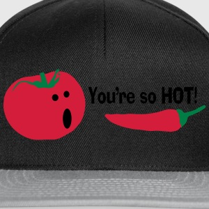 so hot Magliette - Snapback Cap