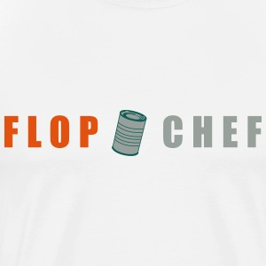 FLOP CHEF Tabliers - T-shirt Premium Homme