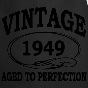 Vintage 1949 Aged To Perfection T-Shirts - Cooking Apron
