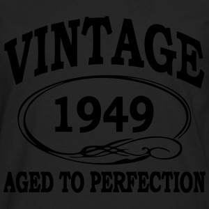 Vintage 1949 Aged To Perfection T-Shirts - Men's Premium Longsleeve Shirt