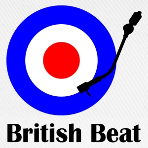 british beat Hoodies & Sweatshirts - Baseball Cap