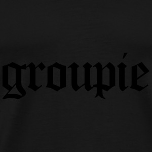 Groupie Caps & Hats - Men's Premium T-Shirt