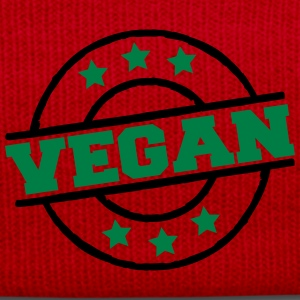 Vegan stamp T-Shirts - Winter Hat