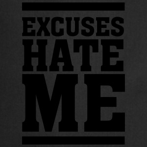 Excuses Hate Me T-paidat - Esiliina
