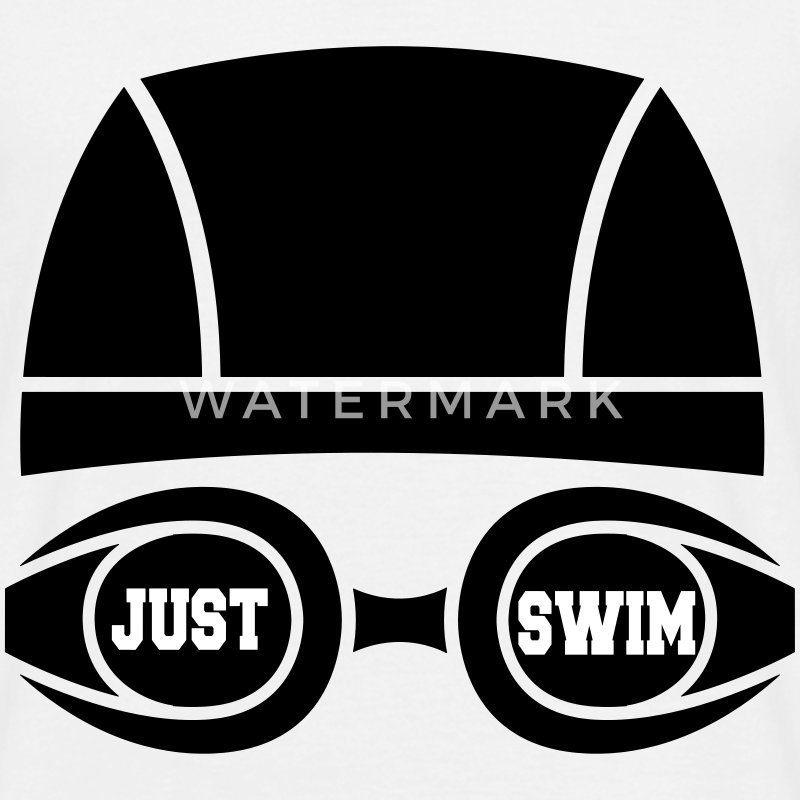 Just swim T-Shirts - Men's T-Shirt