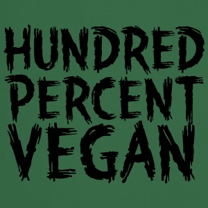 Hundred Percent Vegan T-shirts - Forklæde