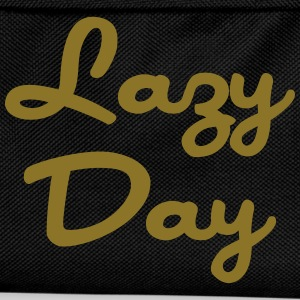 Lazy Day T-Shirts - Kids' Backpack