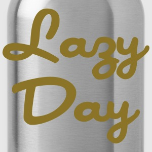 Lazy Day T-shirts - Drinkfles