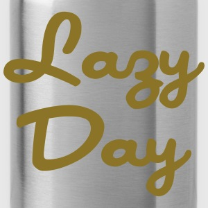 Lazy Day Camisetas - Cantimplora