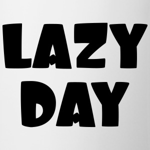 Lazy Day Shirts - Mug