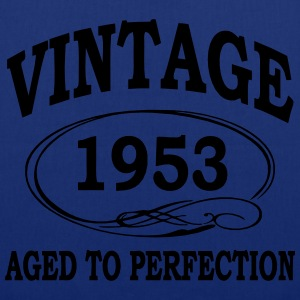 Vintage 1953 Aged To Perfection T-Shirts - Tote Bag