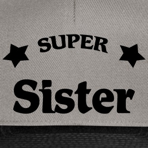 Super Sister Sweat-shirts - Casquette snapback
