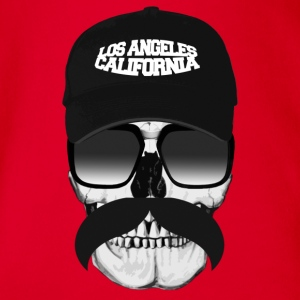Skull California Tee shirts - Body Bébé