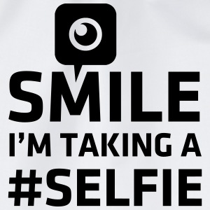 Love taking Selfie photo camera instagram smile Tee shirts - Sac de sport léger