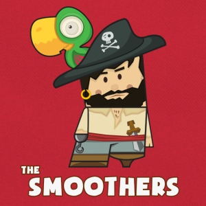 Smoothers Pirate - Borsa retrò