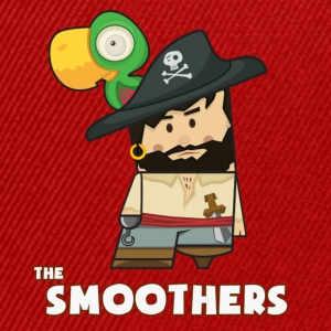 Smoothers Pirate - Snapback Cap